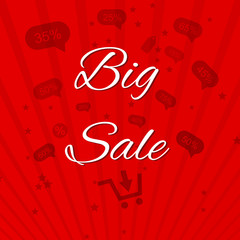 Big sale template paper