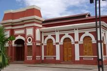 Gare de Granada, Nicaragua