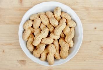 arachidi-noccioline americane