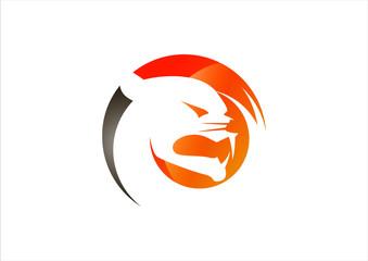 circle tiger logo
