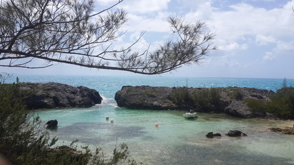Bermuda blessed scenic beauty