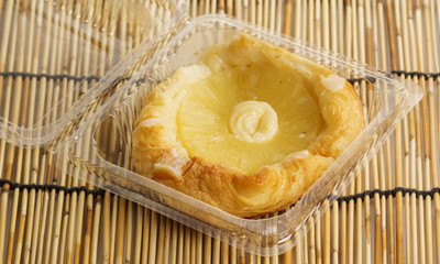 pineapple Danish Pastry