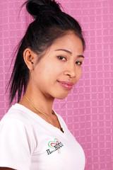 Thai Lady Massage Portrait