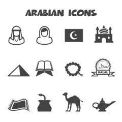 arabian icons