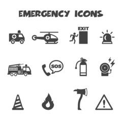 emergency icons