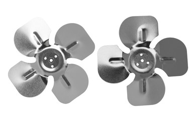 Steel propeller set