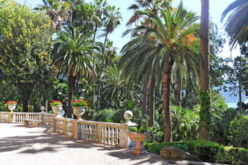 Parkidylle in Santa Margherita Ligure