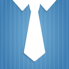 Tie Illustration