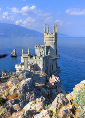 Swallow's Nest Castle Ukraine Crimea