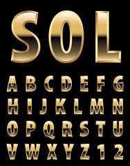 sol alphabet