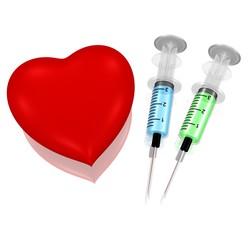 Herz und Spritzen, Medikamente fürs Herz