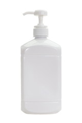 Blank Dispenser Pump for Liquid Soap, Foam or Gel