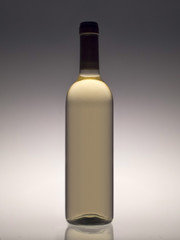 Botella Blanco