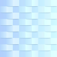 Blue abstract background for design vector