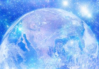 Earth & Vivid Universe