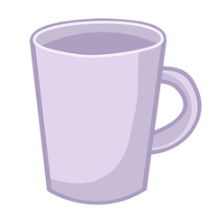 cup isolated illustration