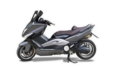 Big luxury scooter