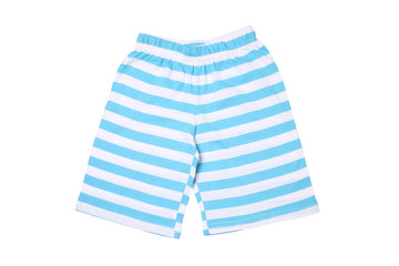 Children's wear - striped shorts
