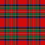 Fototapety vector seamless pattern Scottish tartan