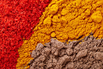 Spice texture
