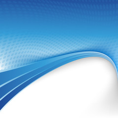 Blue folder border background dot texture