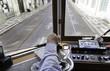 Driver tram in Lisbon - 66908226