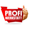 Profiwerkstatt! Button, Icon