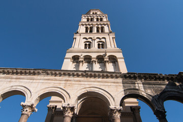 Split Cathedral belfry
