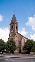 Kirche-  Maria Heimsuchung