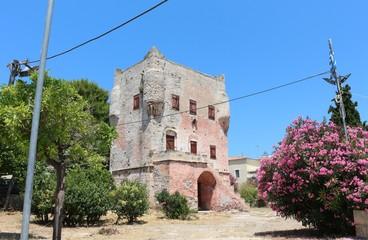 The Tower of Markellos, Aegina, Greece