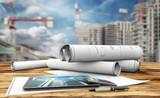 construction plans - 66913419