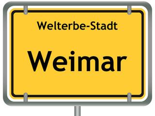 Welterbe-Stadt Weimar