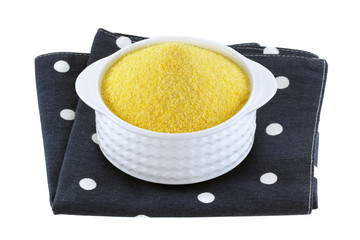 Fast cooking Polenta (yellow Cornmeal, Semolina)