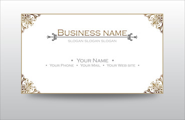 Carte & Logo