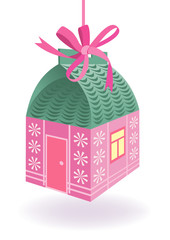 Cute House Present