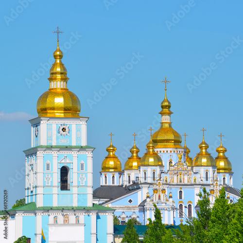 Zdjęcia na płótnie, fototapety, obrazy : St. Michael's Cathedral in Kiev