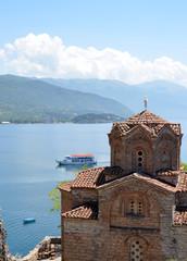 St. Jovan Kaneo, Ohrid lake ,Macedonia