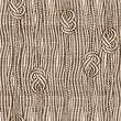Seamless pattern of ropes with marine knots