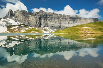lac d'anterne Haute-Savoie