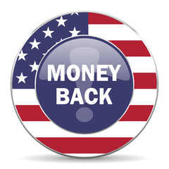 money back american icon