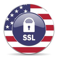 ssl american icon