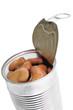 can of cooked bread beans