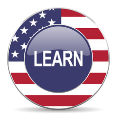 learn american icon