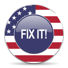 fix it american icon