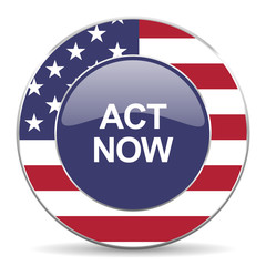 act now american icon