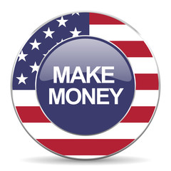 make money american icon