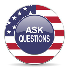 ask questions american icon