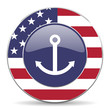 anchor american icon