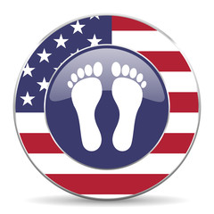 foot american icon
