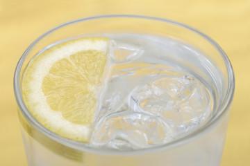 Eis Zitrone